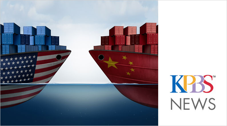 Friday Business Report: Tariff Fight Escalates